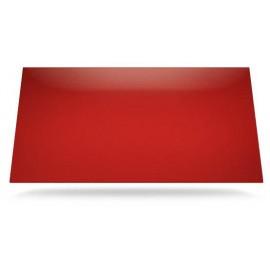 Rosso Monza - Finition Quartz Silestone Suede