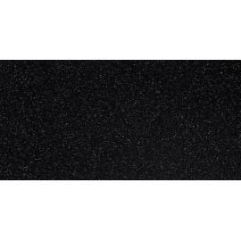 Deep Black Quartz - Finition Corian