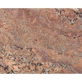 Juparana Bordeaux - Finition Granit Satinée