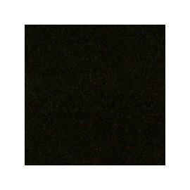 Noir Absolu - Finition Granit Flammée