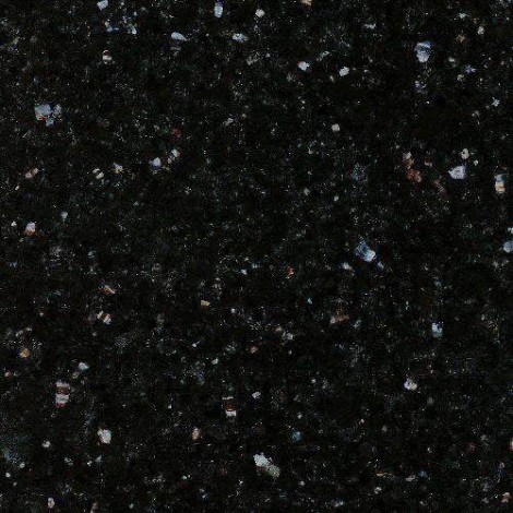 Noir Galaxy - Finition Granit Polie