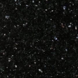 Noir Galaxy - Finition Granit Satinée