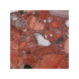 Rouge Marinace - Finition Granit Flammée