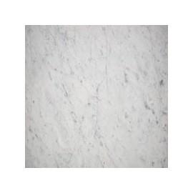Blanc De Carrare - Finition Marbre Satinée
