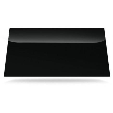Iconic Black - Finition Quartz Silestone Polie