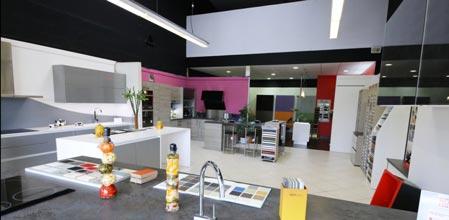Nos showrooms